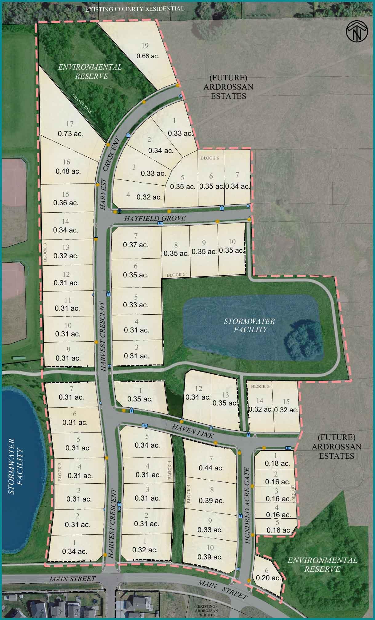 Lot Map Estates